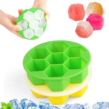 popsicle molds- ice cream cone