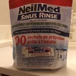 NeilMed Sinus Rinse Regular Refill Packets