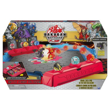 Bakugan Battle League Coliseum Deluxe Game Board