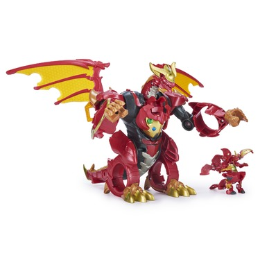 Bakugan Dragonoid Infinity Transforming Figure