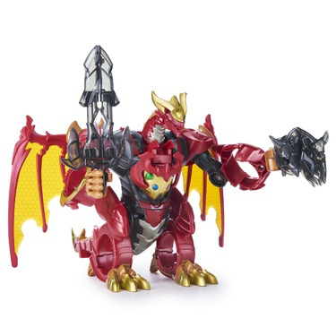 Bakugan Dragonoid Infinity Transforming Figure Reviews In Action Figures Familyrated