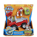 PAW Patrol Dino Rescue Deluxe Rev Up Vehicle with Mystery Dinosaur Figure