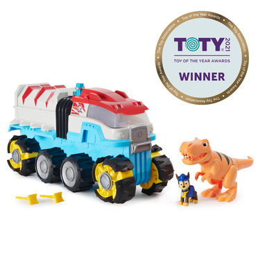 PAW Patrol Dino Rescue Dino Patroller Motorized Team Vehicle