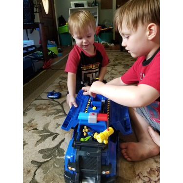 PAW Patrol Chase's 5-in-1 Ultimate Police Cruiser