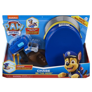 PAW Patrol Be the Hero Role-Play Set