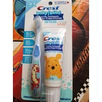 Crest Baby Training Toothpaste