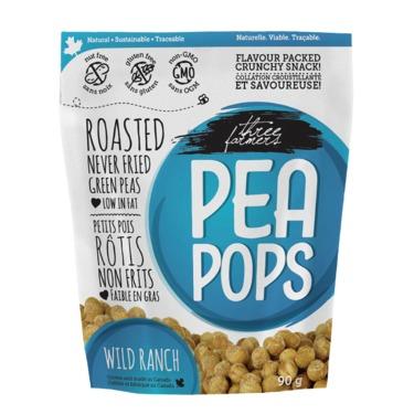 Three Farmer's Pea Pops