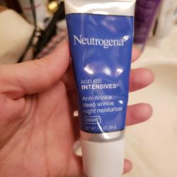 Neutrogena Anti-Wrinkle Night Moisturizer