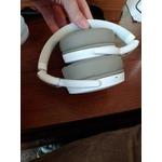 Sennheiser hd 350bt wireless over the ear headphones-white