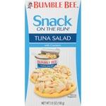 Bumble Bee Tuna Salad with Crackers