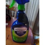 Microban 24 hour protection