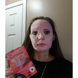 Oh K! facial mask