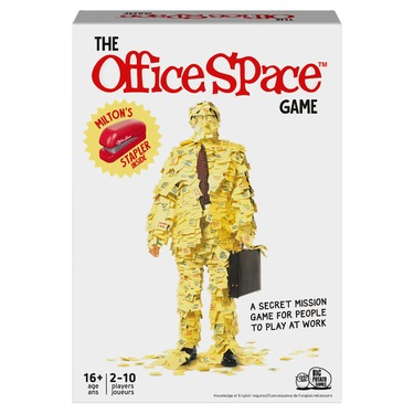 Office Space, An Adult Party Game