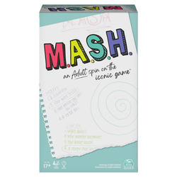 MASH, Fortune Telling Adult Party Game