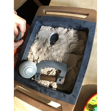 Kinetic Sand Kalm, Zen Box Kinetic Sand Set for Adults