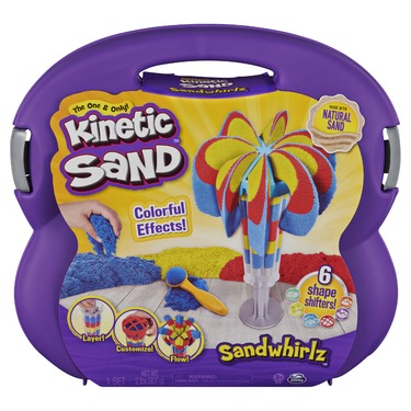 Kinetic Sand Sandwhirlz Playset