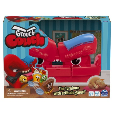 Grouch Couch Game