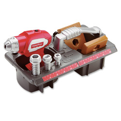 Fisher price drilling' action tool set