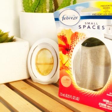 Febreze Small Spaces Air Freshener - Hawaiian Aloha