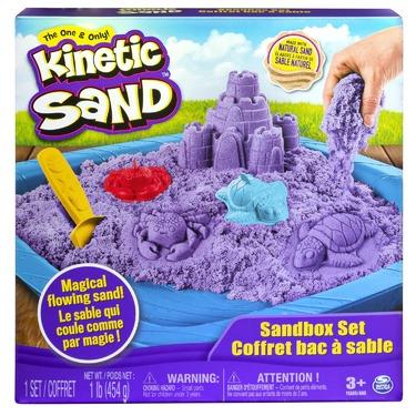 Kinetic Sand Sandbox Set