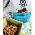 88 Acres Dark Chocolate Sea salt Seed'nola