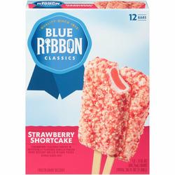 Blue Ribbon Classics Strawberry Shortcake Bars