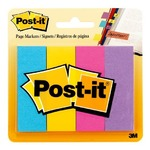 Post-it Page Markers Assorted Ultra Colours