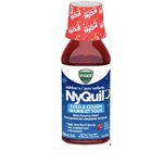 NyQuil children's cold and cough medicine
