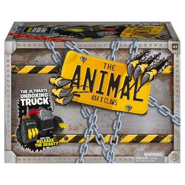 The Animal, The Ultimate Unboxing Truck
