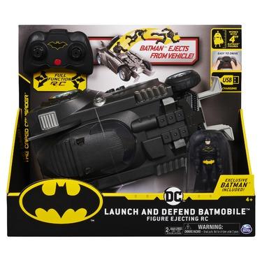 BATMAN Launch and Defend Batmobile Remote Control Vehicle