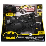 BATMAN Launch and Defend Batmobile Remote Control Vehicle