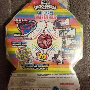 Hatchimals CollEGGtibles Mystery Wheel with 20 Surprises