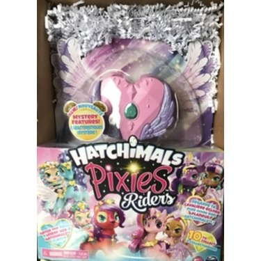 Hatchimals Pixies Riders Hatchimal Set with Mystery Features