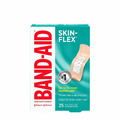 BAND-AID® Brand Adhesive Bandages SKIN-FLEX®, 25 count
