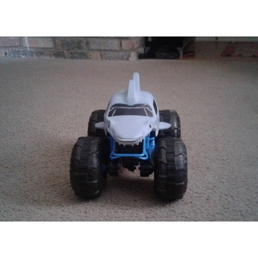 Monster Jam Official Megalodon STORM All-Terrain Remote Control Monster Truck