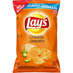 Lay's Cheddar Jalapeño Chips