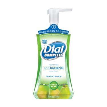 Dial Complete Antibacterial Foaming Handsoap