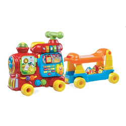 Vtech Sit-To-Stand Ultimate Alphabet Train- English Version