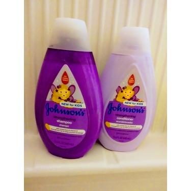 Johnson's Kids Strengthening Shampoo