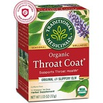 Traditional Medicinals Throat Coat Tea