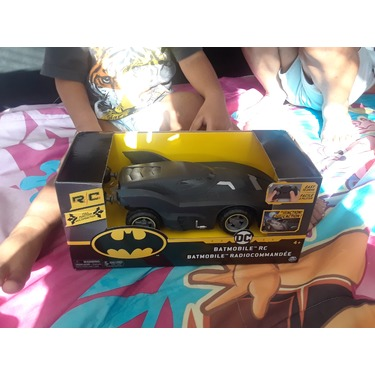 Batman Batmobile Remote Control Vehicle