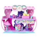 Hatchimals CollEGGtibles Cosmic Candy Shop 2-in-1 Playset with Exclusive Pixie and Hatchimal