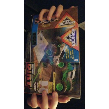 Monster Jam Monster Dirt Starter Set