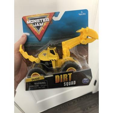 Monster Jam Dirt Squad Monster Truck