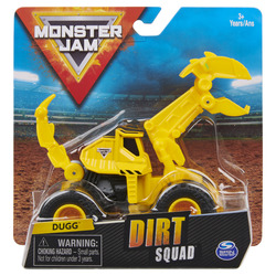 Monster Jam Dirt Squad Monster Truck