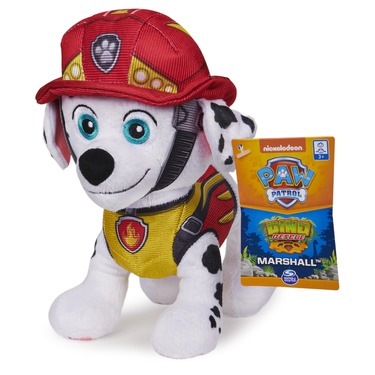 PAW Patrol Dino Rescue 8-Inch Stuffed Animal Plush Toy
