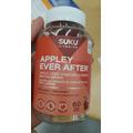 SUKU Vitamins Appley Ever After Apple Cider Vinegar Gummies