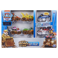PAW Patrol Off-Road True Metal Gift Pack