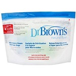 dr brown's steriliser bags