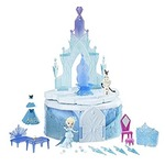 Elsa rising up castle